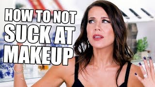 Download MAKEUP DO'S and DON'TS ... How to Not Suck at Makeup Video