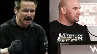 Download Dana White Mad as Hell at Steve Mazagatti cheating 2013 Video