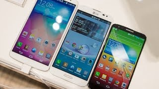 Download LG G Pro 2 vs LG Optimus G Pro vs LG G2 Video