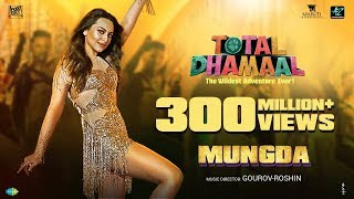 Download Mungda | Full Song | मुंगडा |Total Dhamaal | Sonakshi| Jyotica | Shaan |Subhro |Gourov-Roshin Video