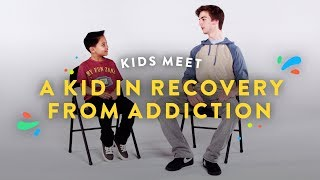 Download Kids Meet A Kid in Recovery From Addiction | Kids Meet | HiHo Kids Video