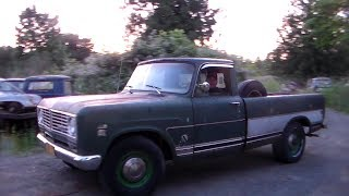 Download Classic Truck Rescue ″International Harvester 1210″ CTR 81 Video