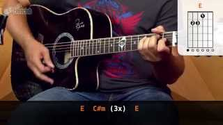 Download My Sweet Lord - George Harrison (aula de violão simplificada) Video