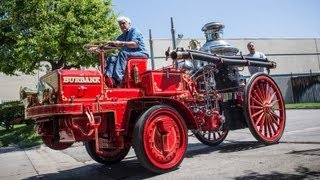 Download 1914 Christie Fire Engine - Jay Leno's Garage Video