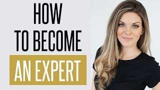 Download How to Become an Expert Video