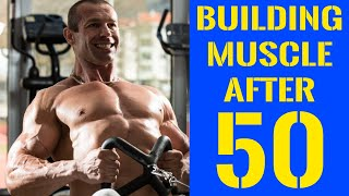 Download Building Muscle After 50 - The Definitive Guide Video