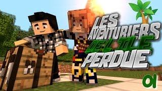 Download BIENVENUE SUR L'ÎLE PERDUE ! | Les Aventuriers De L'île Perdue #Ep1 (Avec Frigiel ) Video