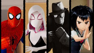 Download Spider-Man Into the Spider-Verse Promo Clips Video