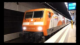 Download ► Trainspotting at Berlin main station, Germany [11.11.14] (PKP, IC, U Bahn, S Bahn, ODEG, Regio) Video