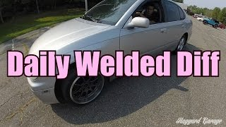 Download Dailying A Welded Diff Video