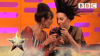 Download Lady Gaga meets June Brown - The Graham Norton Show: Episode 5 Preview - BBC One Video