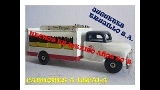 Download Camiones de Juguete a Escala, Pepsi cola, Grua Kids Toys Trucks Wrecker Military Red Cross Video