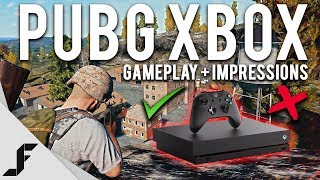 Download PUBG XBOX ONE X GAMEPLAY + First Impressions Video