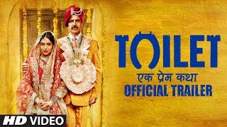 Download Toilet Ek Prem Katha Official Trailer | Akshay Kumar | Bhumi Pednekar | 11 Aug 2017 Video