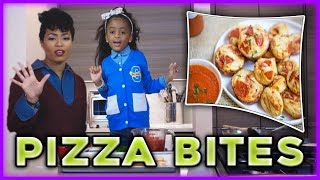 Download How to make Pizza Bites with Heaven King Video