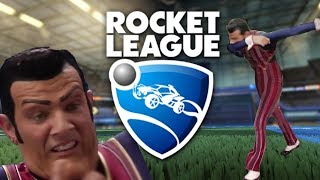 Download Rocket League but every time I score there's a meme Video