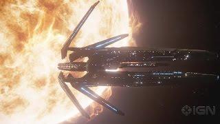 Download Mass Effect Andromeda: Avina Ark and Nexus Briefing Trailer Video
