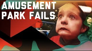Download Amusement Park Fails: This Was Supposed to Be Fun! (July 2018) | FailArmy Video