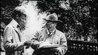 Download Scenes of Theodore Roosevelt at Sagamore Hill, 1912 Video