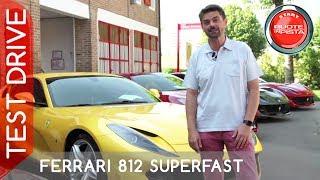 Download Test Drive Ferrari 812 SuperFast - Esclusiva di Ruote in Pista Video