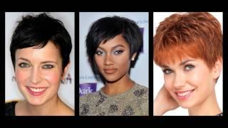 Download Kratka frizura za tanku kosu Video