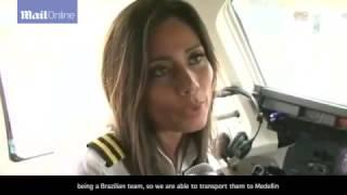 Download last interview co-pilot before Colombia plane crash Video