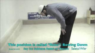 Download Witr After Isha 9.5 min.mov Video