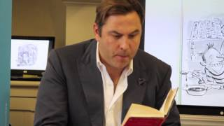 Download David Walliams - Collingwood School Video