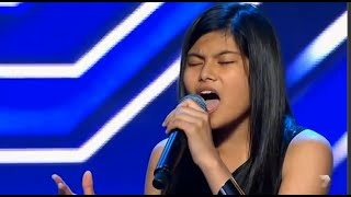 Download Very Shy 14 Year Old Marlisa SHOCKS Everyone & Gets STANDING OVATION - The X Factor Australia Video