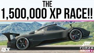 Forza Horizon 4 Xbox One unlimited money super wheelspins