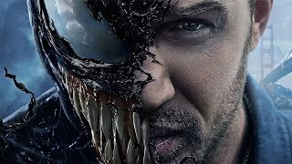 Download Venom Director Explains the Missing White Spider Chest Symbol - Comic-Con 2018 Video