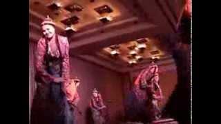 Download Turkmen Women Dance in the U.S...December 2013 Video