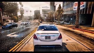 Download ► GTA 6 Graphics - ✪ REDUX - Cars Gameplay! Ultra Realistic Graphic ENB MOD PC - 60 FPS - 1080p Video