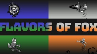 Download Flavors of Fox - A Fox Playstyle Showcase Video