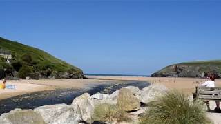 Download Mawgan Porth Cornwall Video