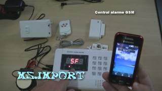 Download Central Alarme com discadora GSM furto roubo assalto violencia Video