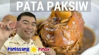 Download Pata Paksiw Recipe Video