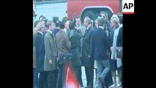 Download SYND 13-6-72 CUBAN PRESIDENT FIDEL CASTRO VISITS EAST BERLIN Video