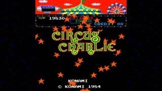 Download Circus Charlie 1984 Konami Mame Retro Arcade Games Video