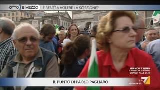 Download Otto e mezzo - E' Renzi a volere la scissione? (Puntata 17/02/2017) Video