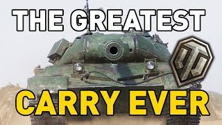 Download The Greatest Carry Ever in World of Tanks Video
