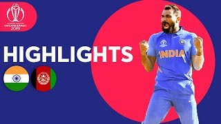 Download Afghanistan SO Close To Upset! | India v Afghanistan - Match Highlights | ICC Cricket World Cup 2019 Video