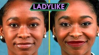 Download Which Beauty Counter Gives The Best Makeover? • Ladylike Video