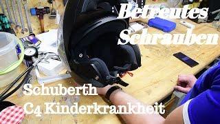 Download Schuberth C4 Helm und die ″Kinderkrankheit″ Video