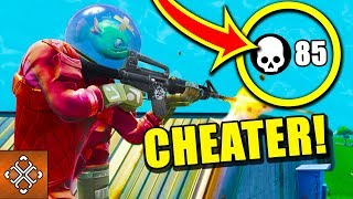 Download 8 Fortnite Cheaters - Pros Caught Cheating Live And Humiliated Video