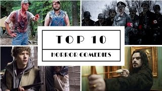 Download Top 10 Horror Comedies Video