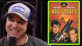 Download Real Navy SEAL on What War Movies Get Wrong | Joe Rogan and Andy Stumpf Video