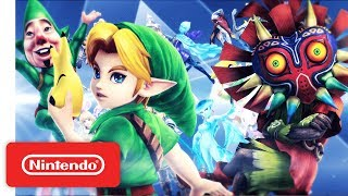 Download Hyrule Warriors: Definitive Edition - Character Highlight Series Trailer #2 - Nintendo Switch Video