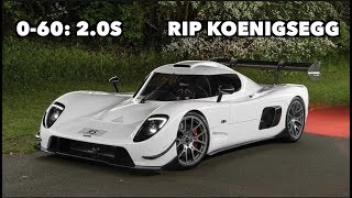 Download MEET THE FASTEST HYPERCAR EVER MADE! *RIP KOENIGSEGG* Video