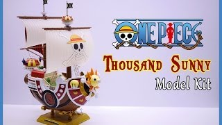 Download One Piece Thousand Sunny Ship Model Video